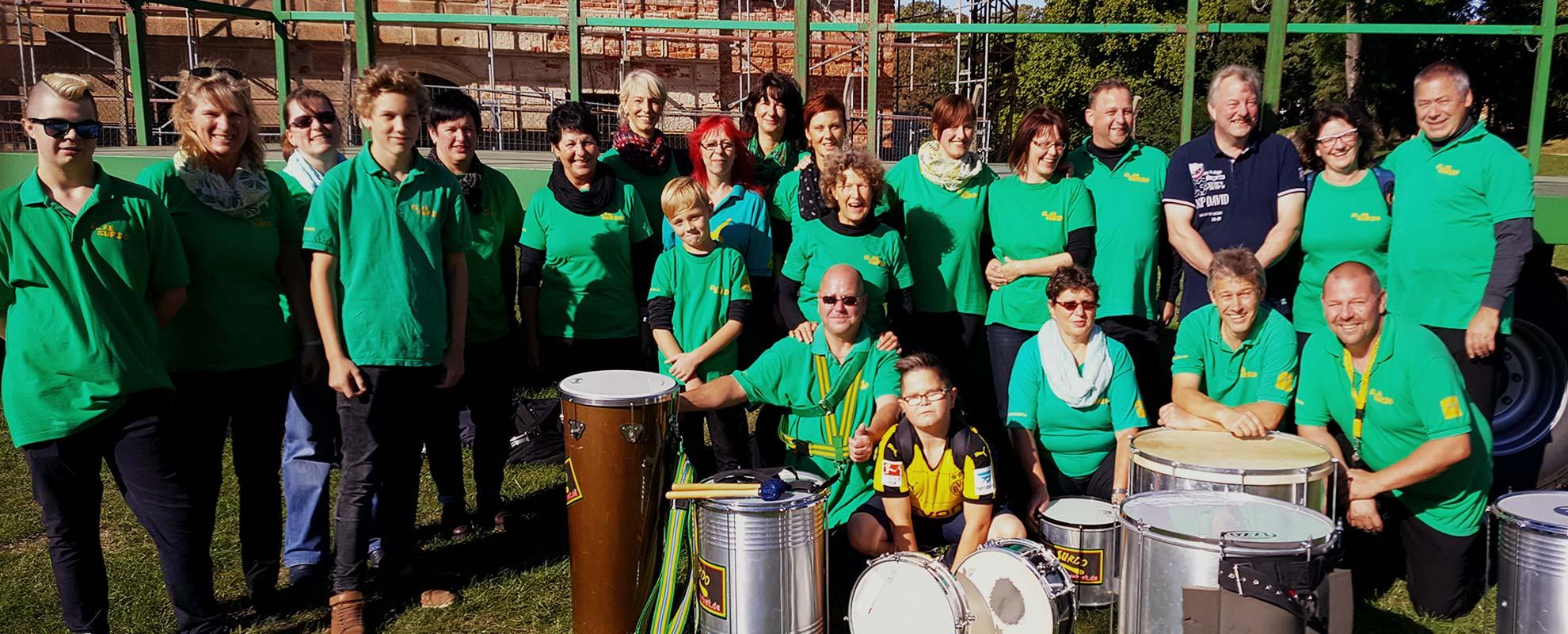 El Ab Surdo - Die Samba-Band aus Zerbst
